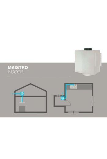 Faber Maistro liesituulettimen ulkoinen moottori