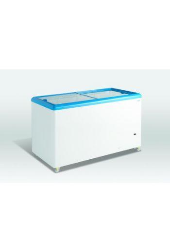Scancool SD451 jäätelöpakastin lasikannella 405L