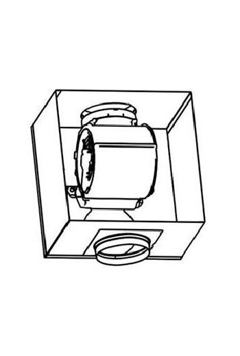 Faber 112.0327.007 ulkopuolinen moottori liesituulettimelle