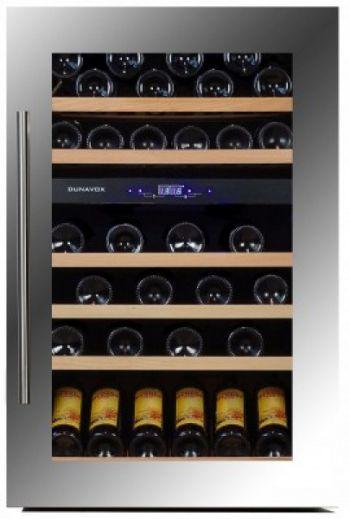 Dunavox DX57.146DSK integroitava viinikaappi 59cm, RST