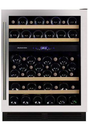 Dunavox DX53.130SDSK integroitava viinikaappi 130L