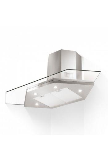 Faber Premio ANGOLO/SP LED EV8 X/V A90 liesituuletin kulma-asennus