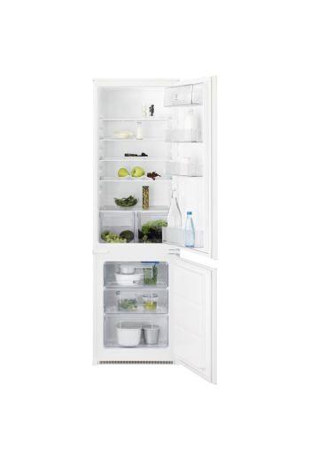 Electrolux LNT2LF18S integroitava jääkaappipakastin 177cm