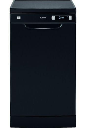 Bomann GSP7407 musta astianpesukone 45cm