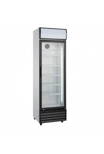 Scandomestic SD417E vitriini jääkaappi 280L