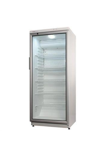 SNAIGE CD29DM-S300SE11 jääkaappi lasiovella 145cm