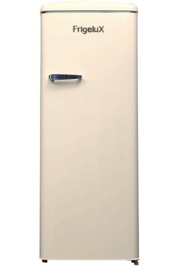 Frigelux RF218RCA beige retro jääkaappi 146 cm